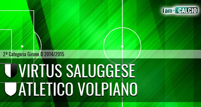 Virtus Saluggese - Atletico Volpiano