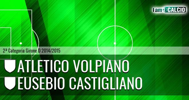 Atletico Volpiano - Eusebio Castigliano