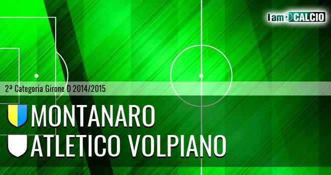 Montanaro - Atletico Volpiano