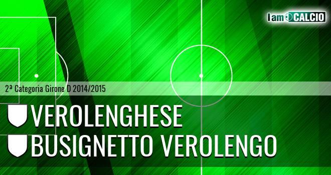Verolenghese - Busignetto Verolengo