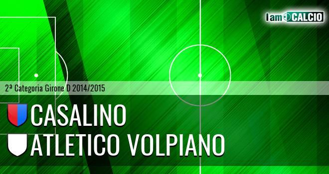 Casalino - Atletico Volpiano