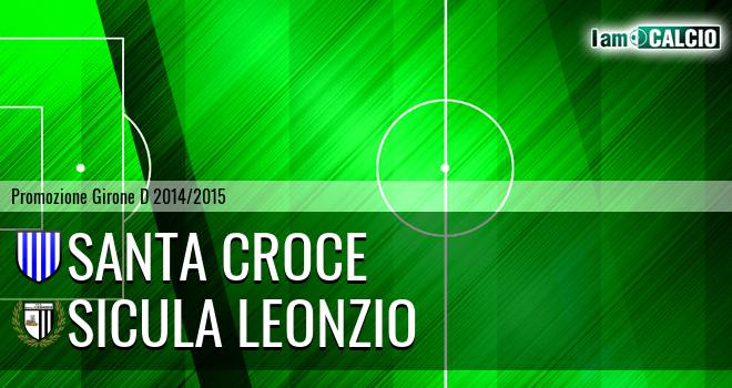 Santa Croce - Sicula Leonzio