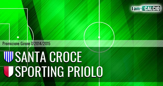 Santa Croce - Climiti FC San Paolo Priolo