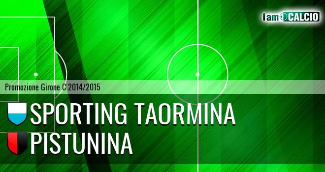 Sporting Taormina - Pistunina
