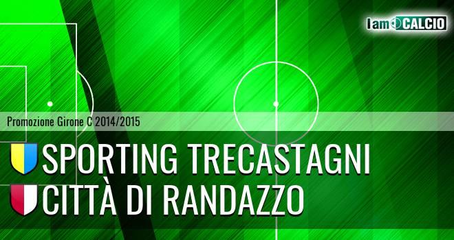 Sporting Pedara - Città di Randazzo