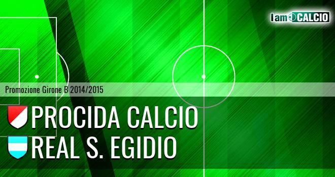 Procida Calcio - Sant'Egidio