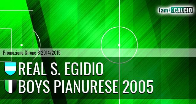 Sant'Egidio - Boys Pianurese 2005