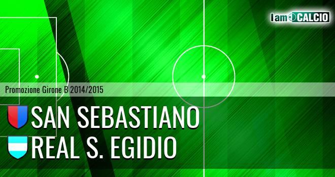 San Sebastiano - Sant'Egidio