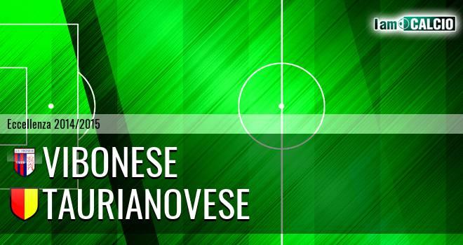 Vibonese - Asisport Taurianovese