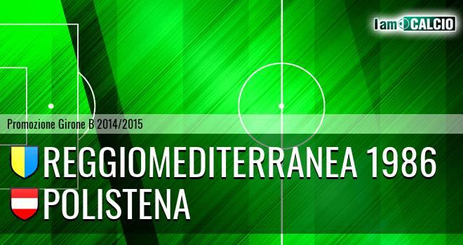 Reggiomediterranea 1986 - Nuovo Polistena Calcio