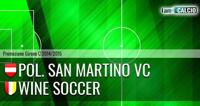 Pol. San Martino VC - Wine Soccer