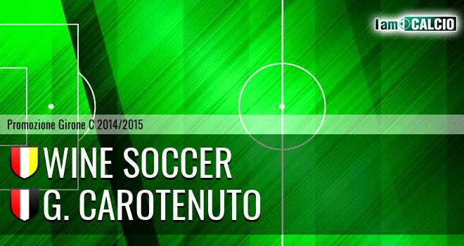 Wine Soccer - G. Carotenuto