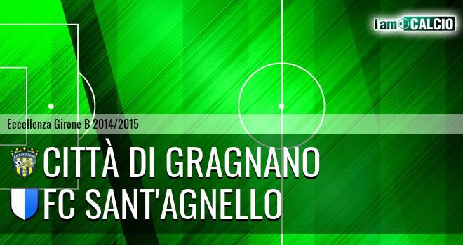 Città di Gragnano - FC Sant'Agnello
