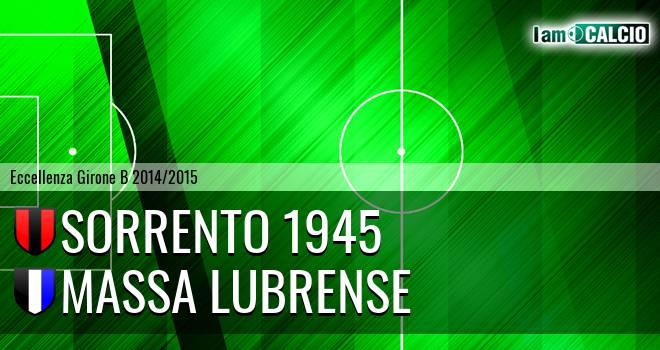 Sorrento 1945 - Massa Lubrense