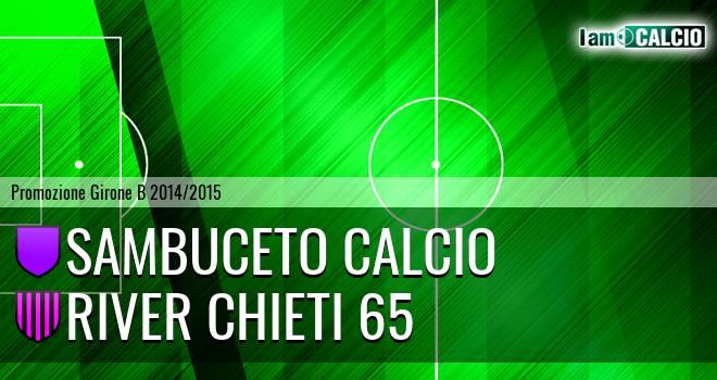 Sambuceto Calcio - River Chieti 65