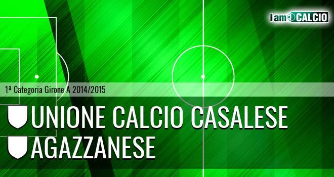 Unione Calcio Casalese - Agazzanese