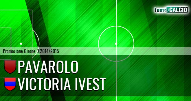 Pavarolo - Victoria Ivest