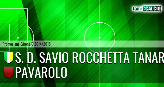 S. D. Savio Rocchetta Tanaro - Pavarolo