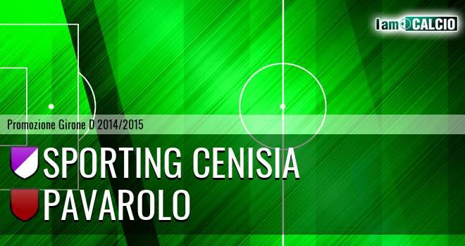 Sporting Cenisia - Pavarolo