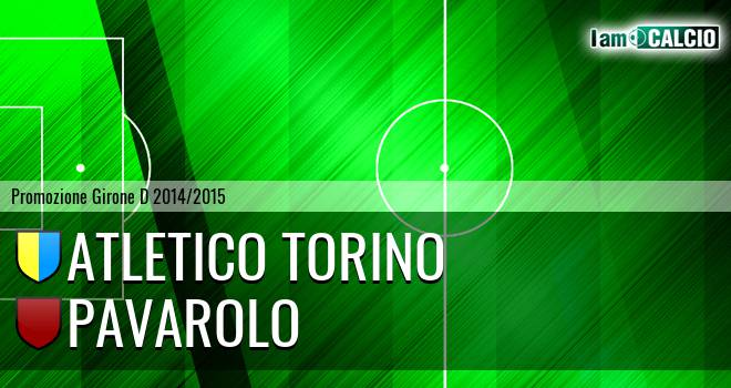 Atletico Torino - Pavarolo
