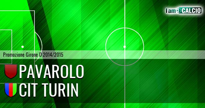 Pavarolo - Cit Turin