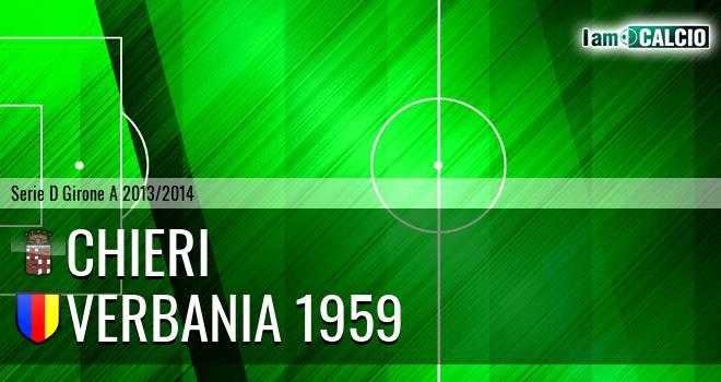 Chieri - Verbania 1959