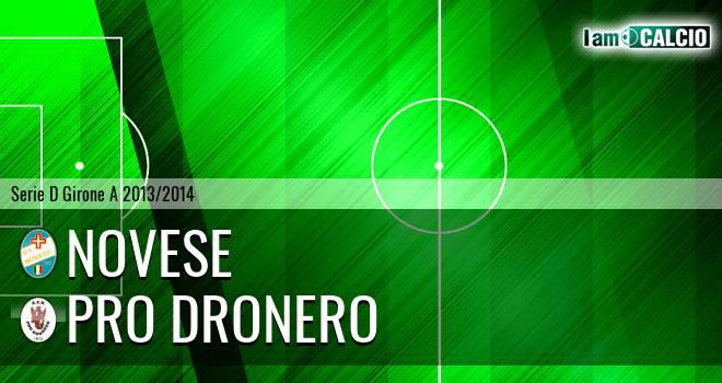 Novese - Pro Dronero