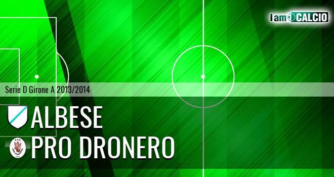 Albese - Pro Dronero