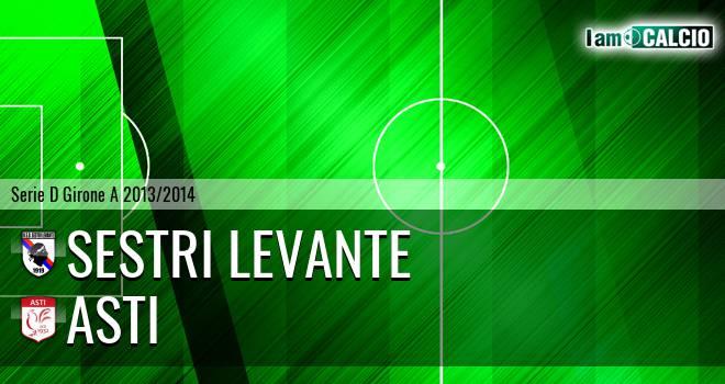 Sestri Levante - Asti