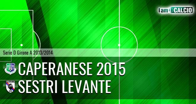 Caperanese 2015 - Sestri Levante
