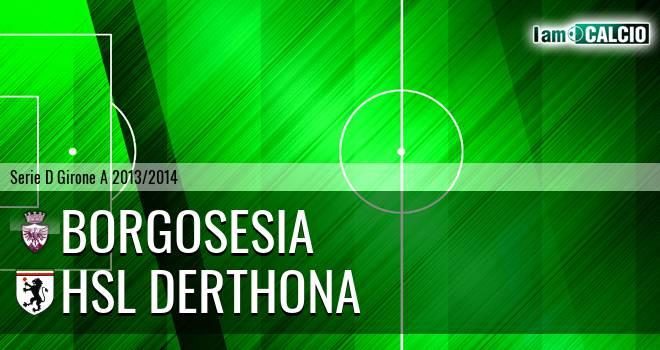 Borgosesia - HSL Derthona