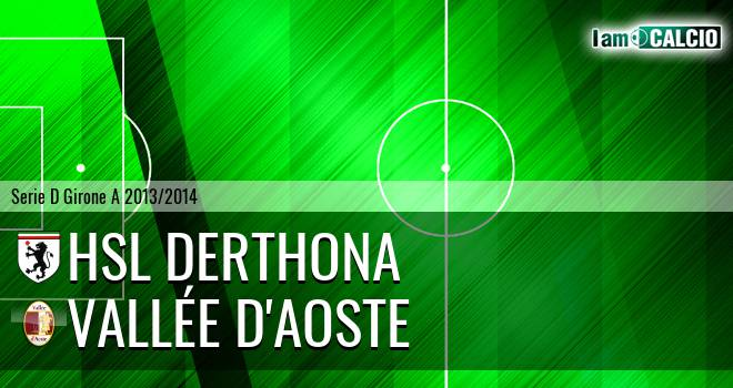 HSL Derthona - Vallée d'Aoste