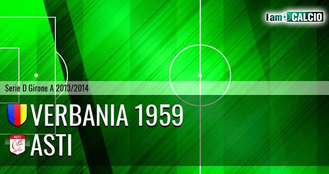 Verbania 1959 - Asti
