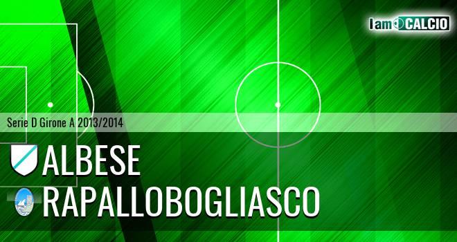 Albese - RapalloBogliasco