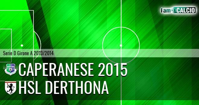 Caperanese 2015 - HSL Derthona