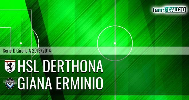 HSL Derthona - Giana Erminio