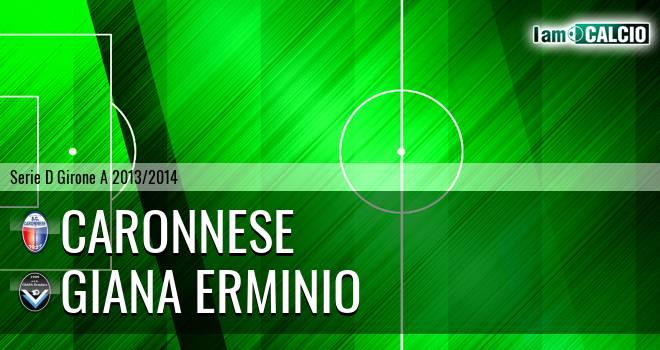 Caronnese - Giana Erminio