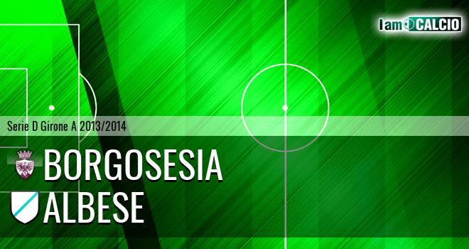 Borgosesia - Albese