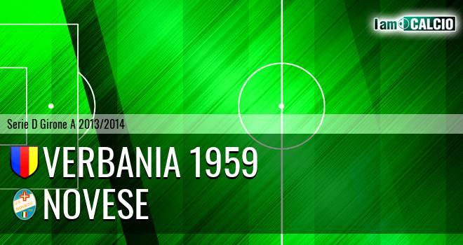 Verbania 1959 - Novese