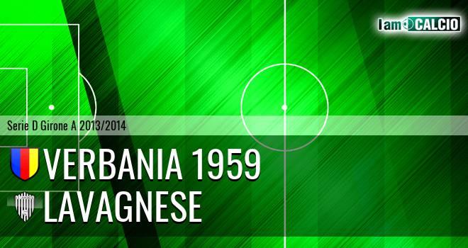 Verbania 1959 - Lavagnese