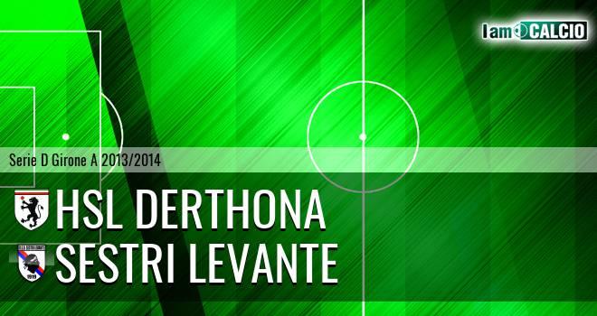 HSL Derthona - Sestri Levante