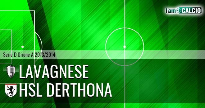 Lavagnese - HSL Derthona