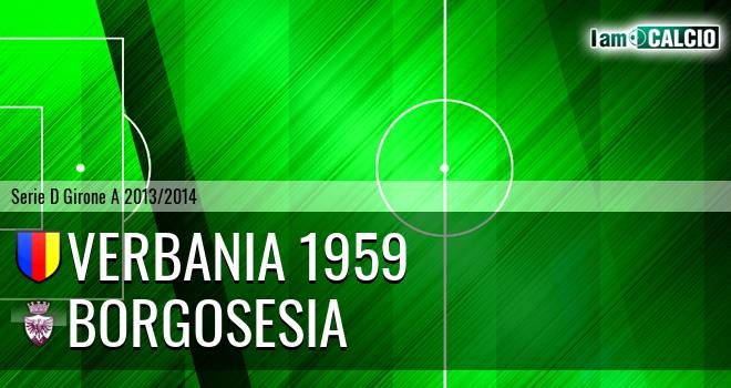 Verbania 1959 - Borgosesia