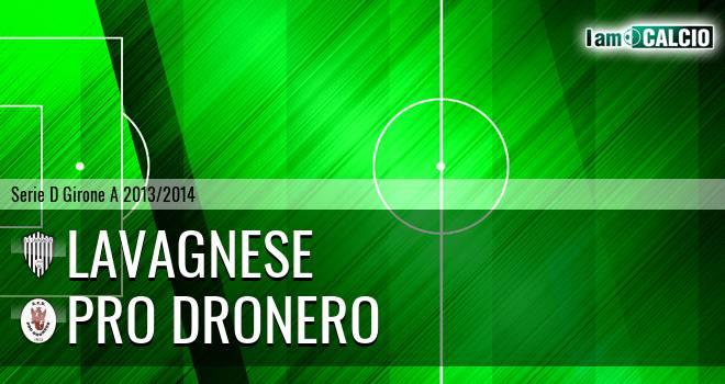 Lavagnese - Pro Dronero