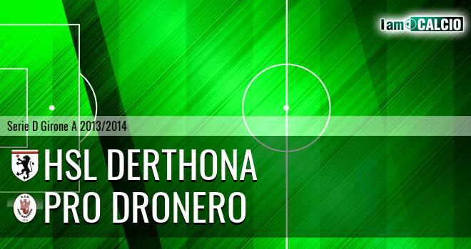 HSL Derthona - Pro Dronero