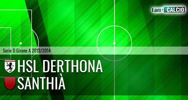 HSL Derthona - Santhià