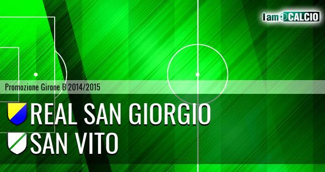 Real San Giorgio - San Vito