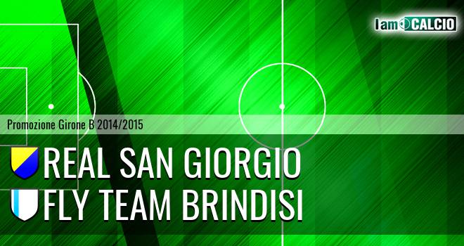 Real San Giorgio - Fly Team Brindisi