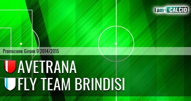 Avetrana Calcio - Fly Team Brindisi