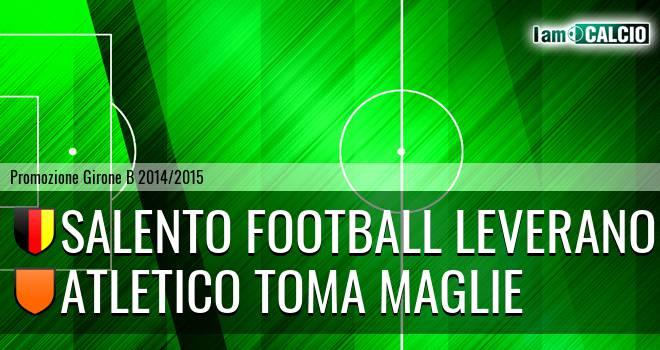 Salento Football Leverano - A. Toma Maglie
